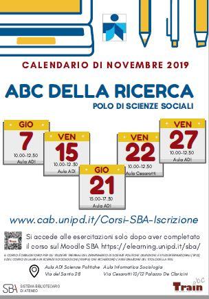 ABC novembre
